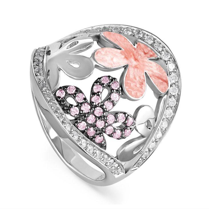 Кольцо 11-060-7911 серебро