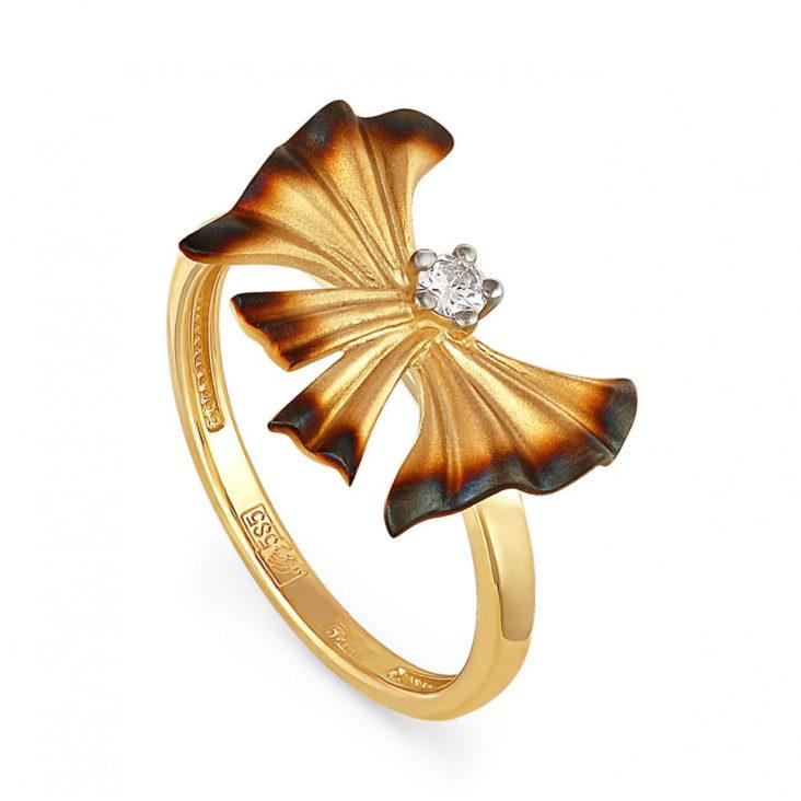 Кольцо 11-2781-1000 золото