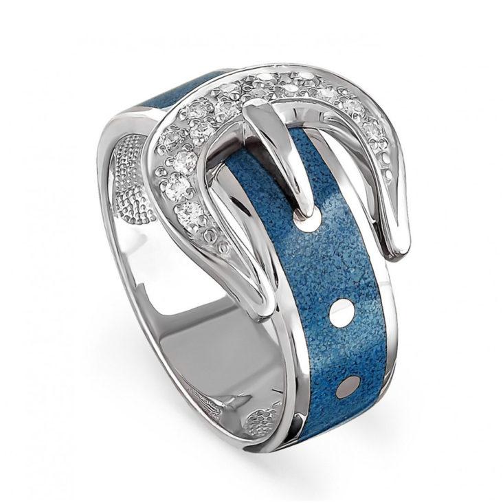 Кольцо 11-017-8103 серебро