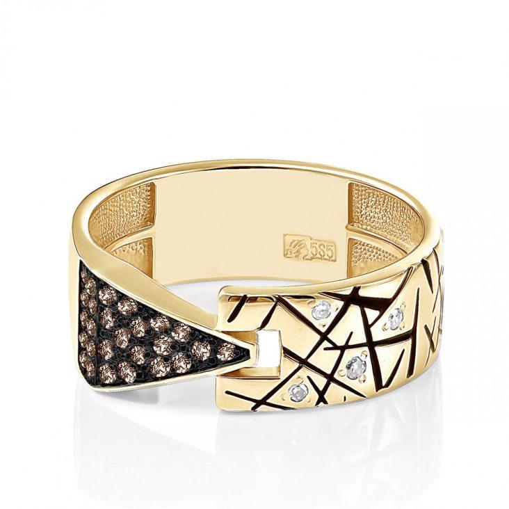 Кольцо 11-21147-6002 золото