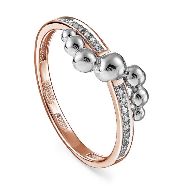 Кольцо 11-01129-1000 золото