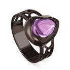Кольцо 11-150-50289 серебро