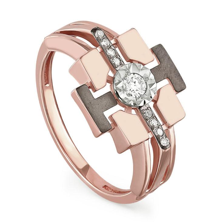 Кольцо 11-31049-1000 золото