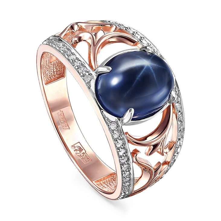 Кольцо 11-01180-1400 золото