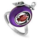 Кольцо 11-123-0926 серебро