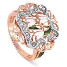 Кольцо 11-0918-1001 золото