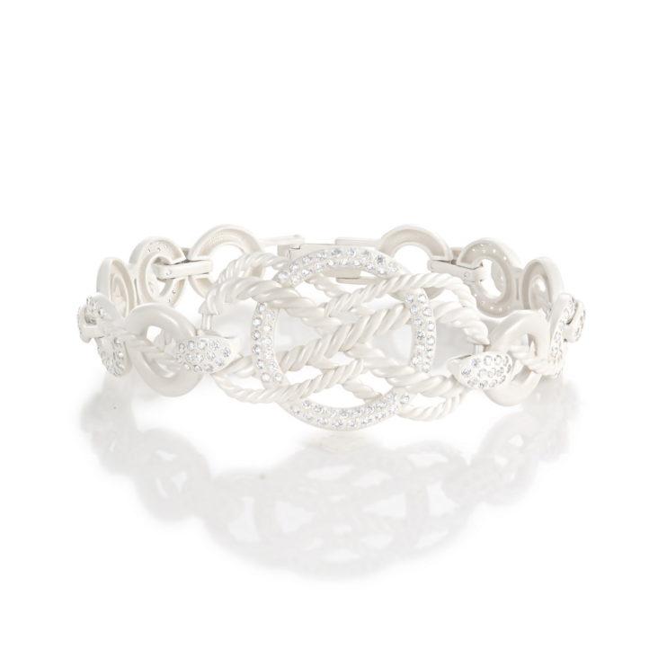 Браслет 4-009-8199 серебро