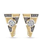 Серьги 12-21042-1000 золото