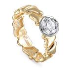 Кольцо 1-2498-1000 золото