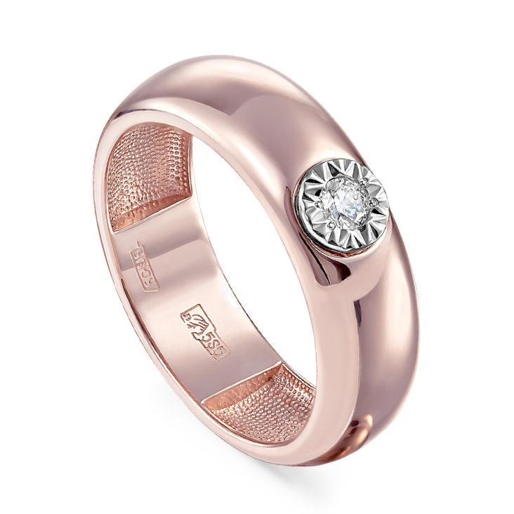 Кольцо 11-31163-1000 золото