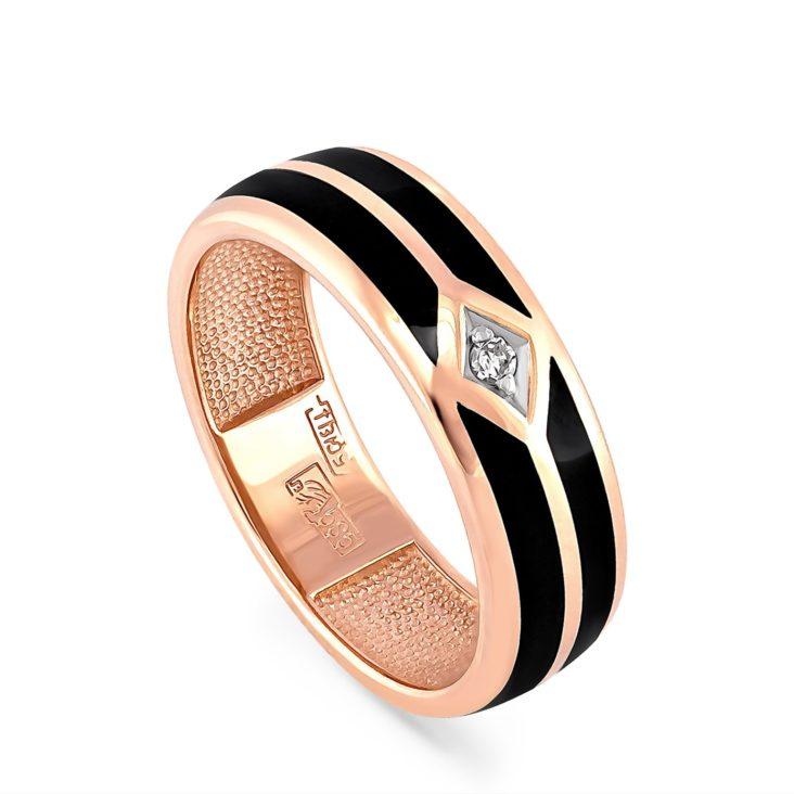 Кольцо 1-0367-1002 золото