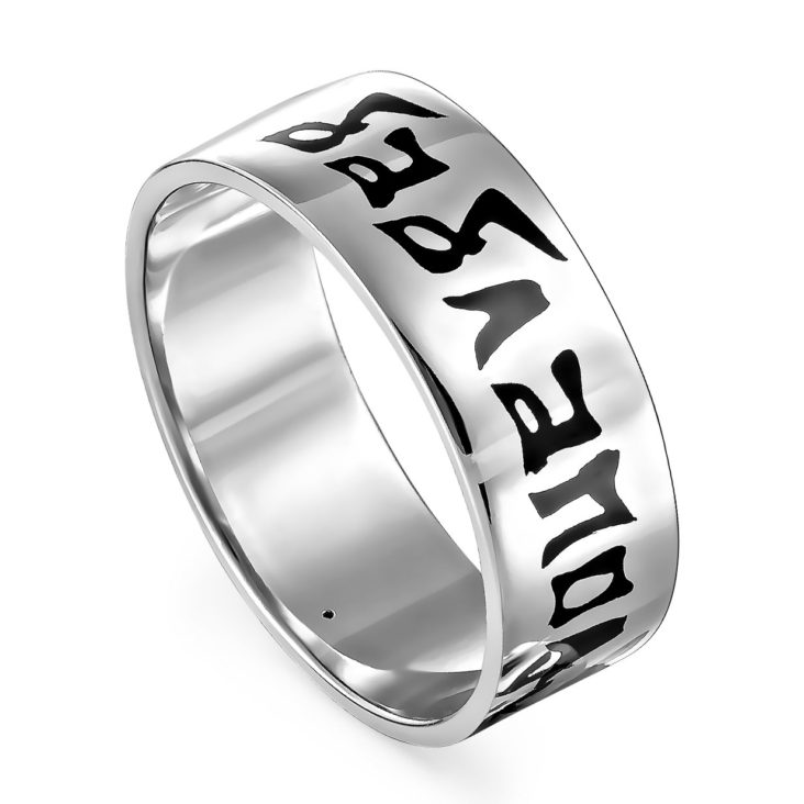 Кольцо 11-210-1002 серебро