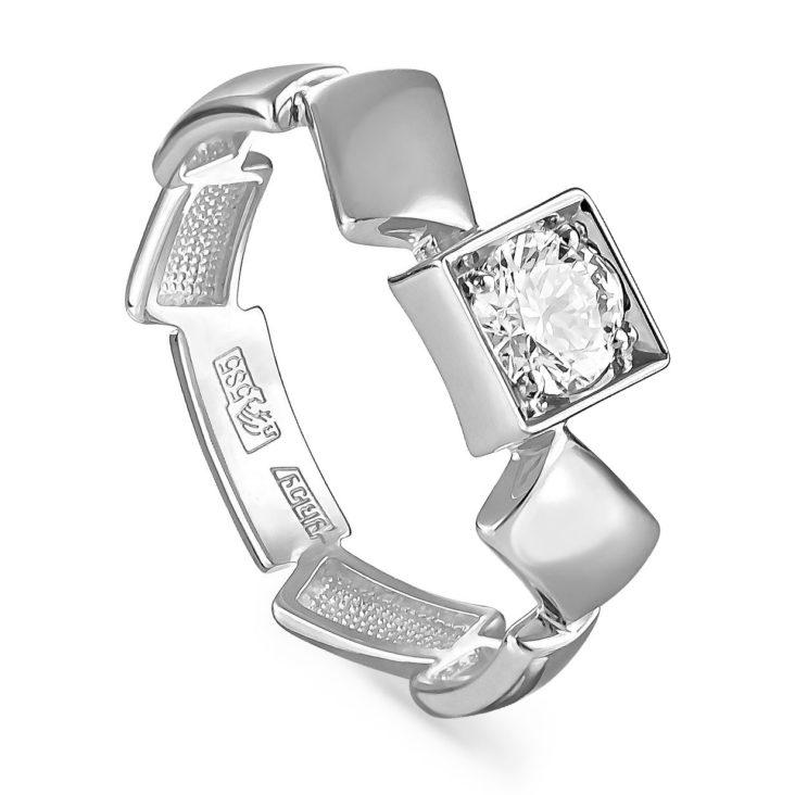 Кольцо 1-1499-1000 золото
