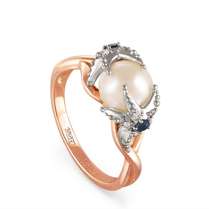 Кольцо 11-0228-1100 золото