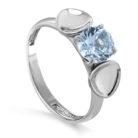 Кольцо 11-255-73100 серебро