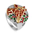 Кольцо 11-002-0901 серебро