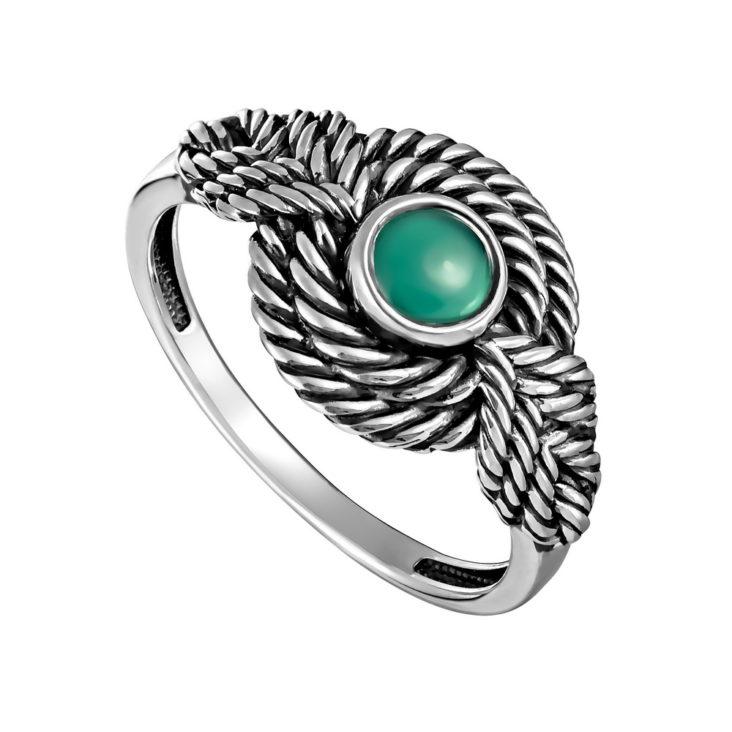 Кольцо 11-249-1983 серебро