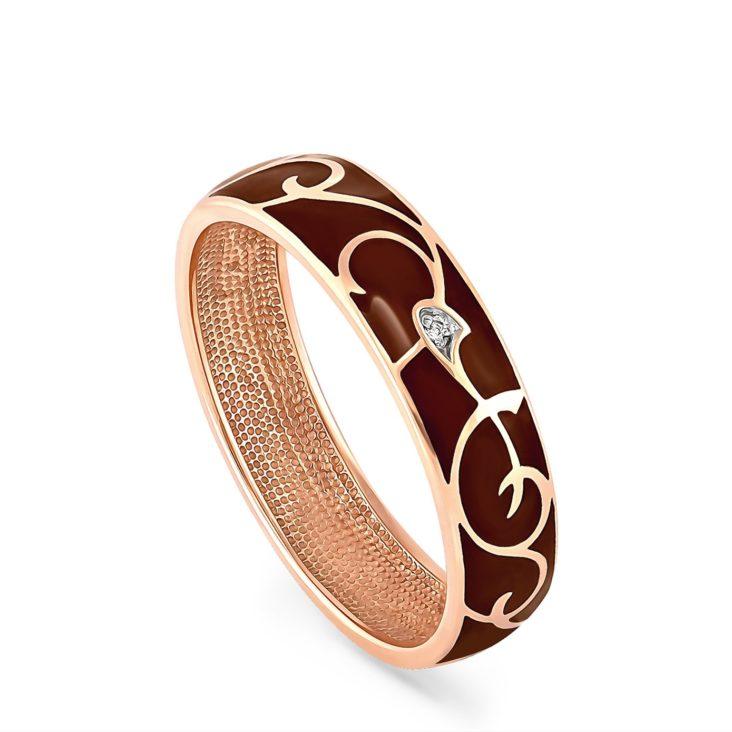 Кольцо 1-0337-1016 золото