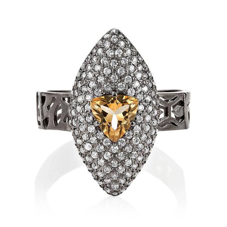 Кольцо 11-177-2989 серебро