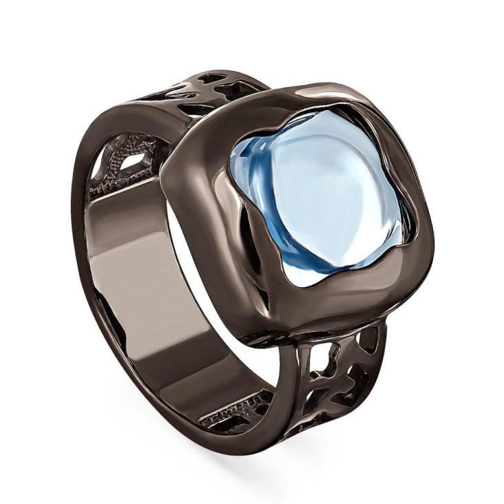 Кольцо 11-149-2089 серебро