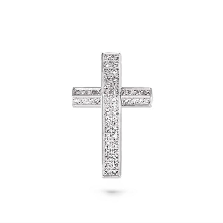 Крест 3-205-7900 серебро