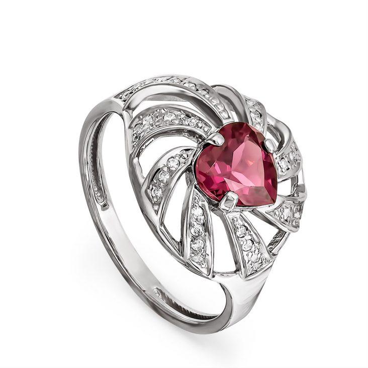 Кольцо 11-087-2100 серебро
