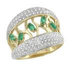 Кольцо 11-2633-1200 золото