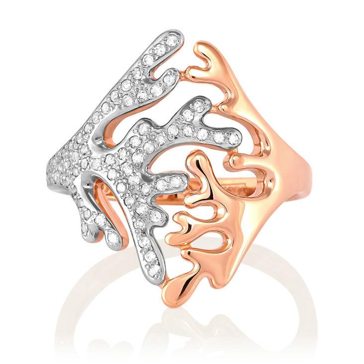 Кольцо 11-0931-1000 золото