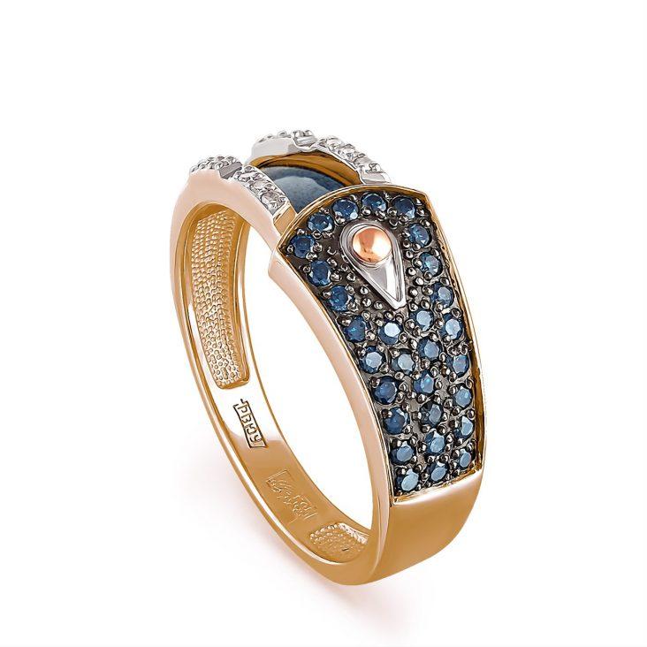 Кольцо 11-2426-2703 золото