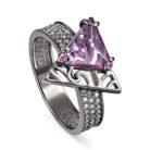 Кольцо 11-180-7589 серебро