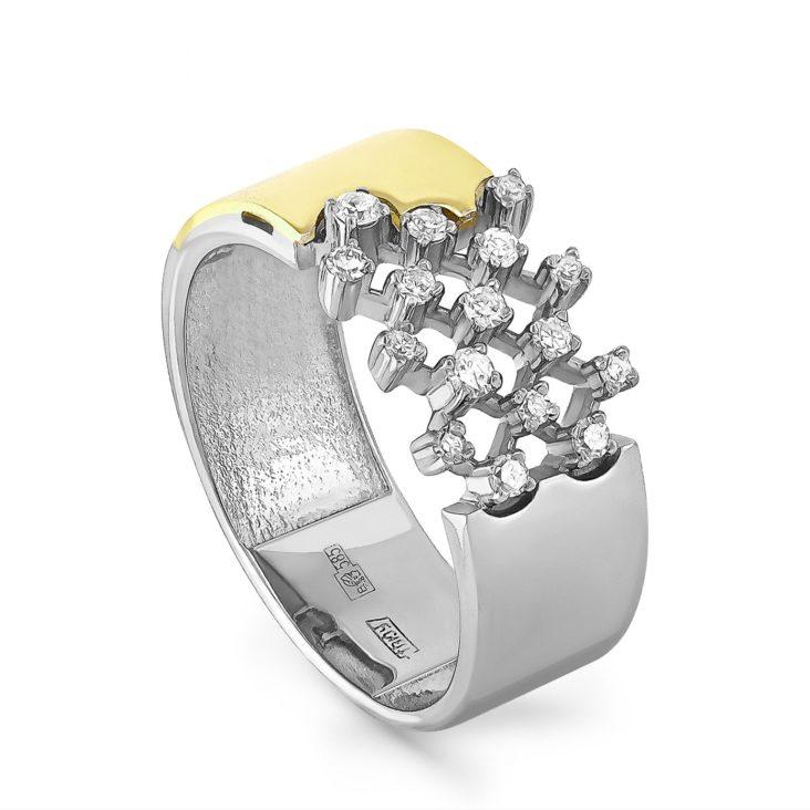 Кольцо 11-2942-1000 золото