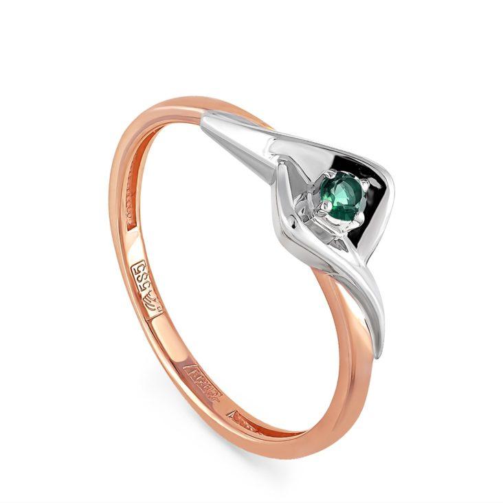 Кольцо 11-0825-1200 золото