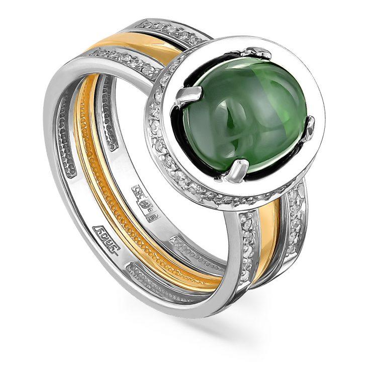 Кольцо 11-2717-5200 золото