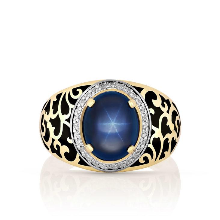 Кольцо 11-21030-1402 золото
