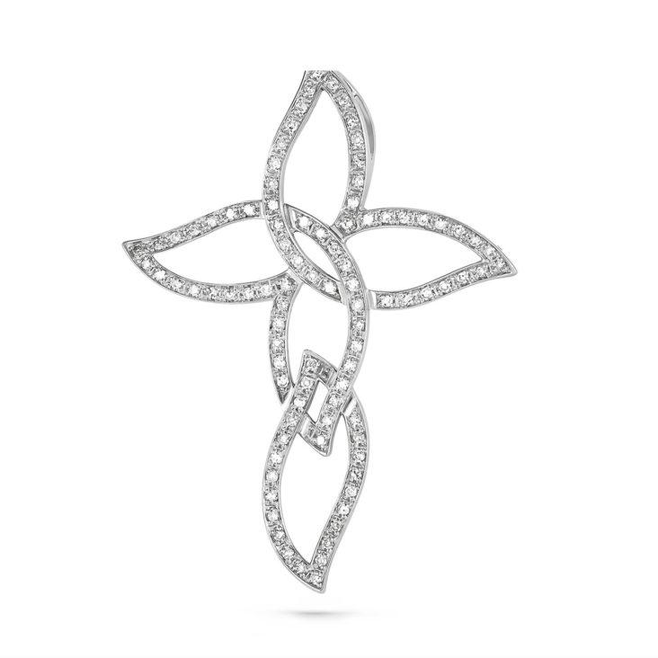 Крест 3-200-7900 серебро