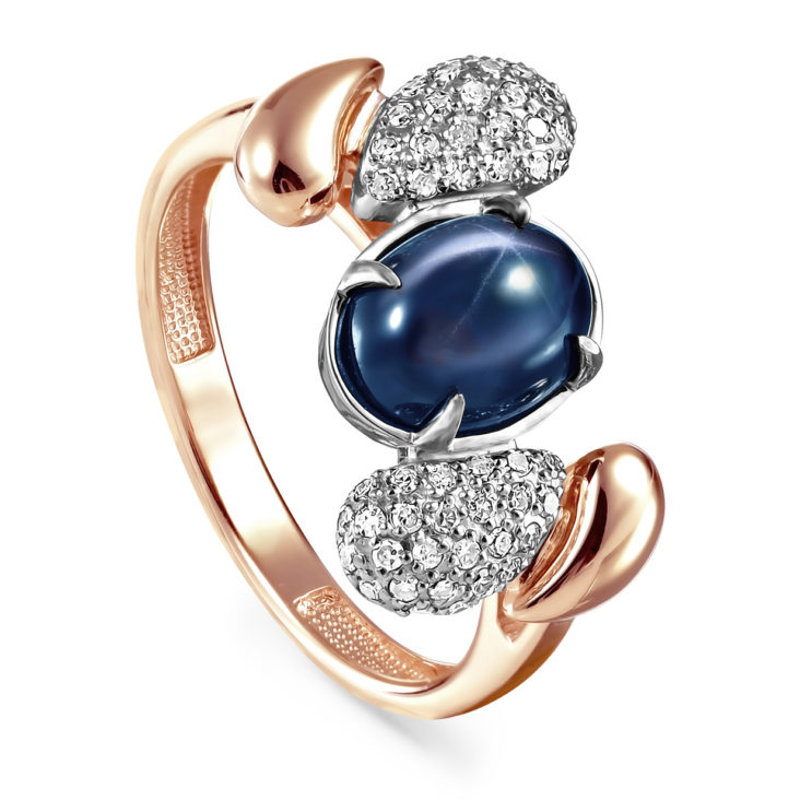 Кольцо 11-01164-1400 золото