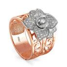 Кольцо 11-0670-1000 золото