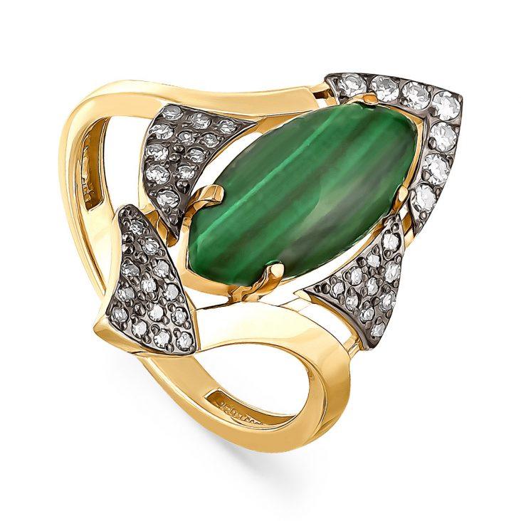 Кольцо 11-21025-4600 золото