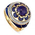 Кольцо 11-2648-3607 золото