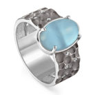 Кольцо 11-189-8089 серебро