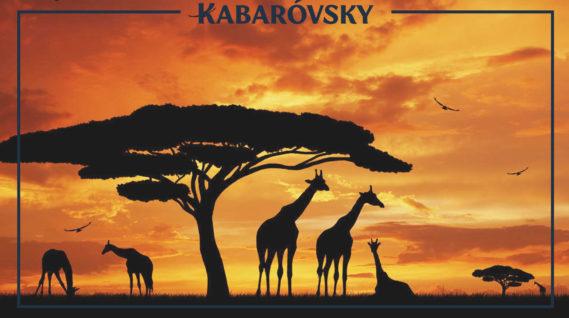 Взгляд Kabarovsky на этнические украшения. Африка.