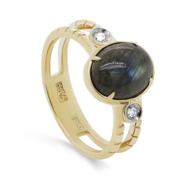 Кольцо 11-21386-6500 золото