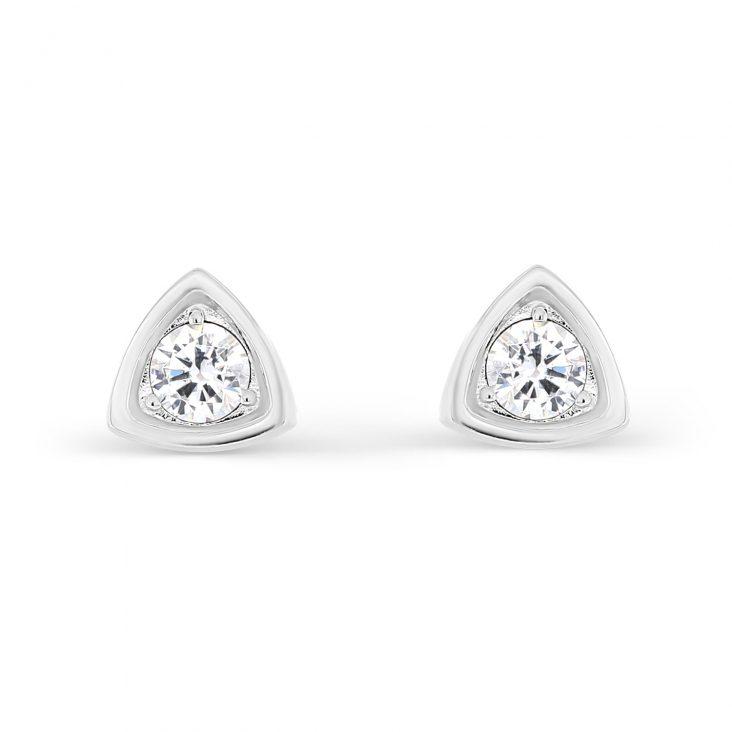 Пусеты 2-082-7900 серебро