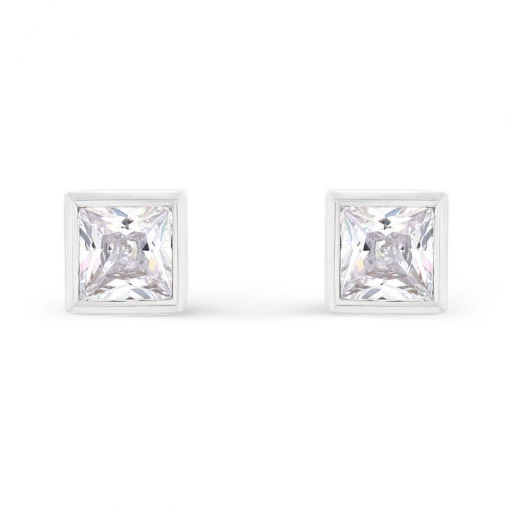 Пусеты 2-083-7900 серебро