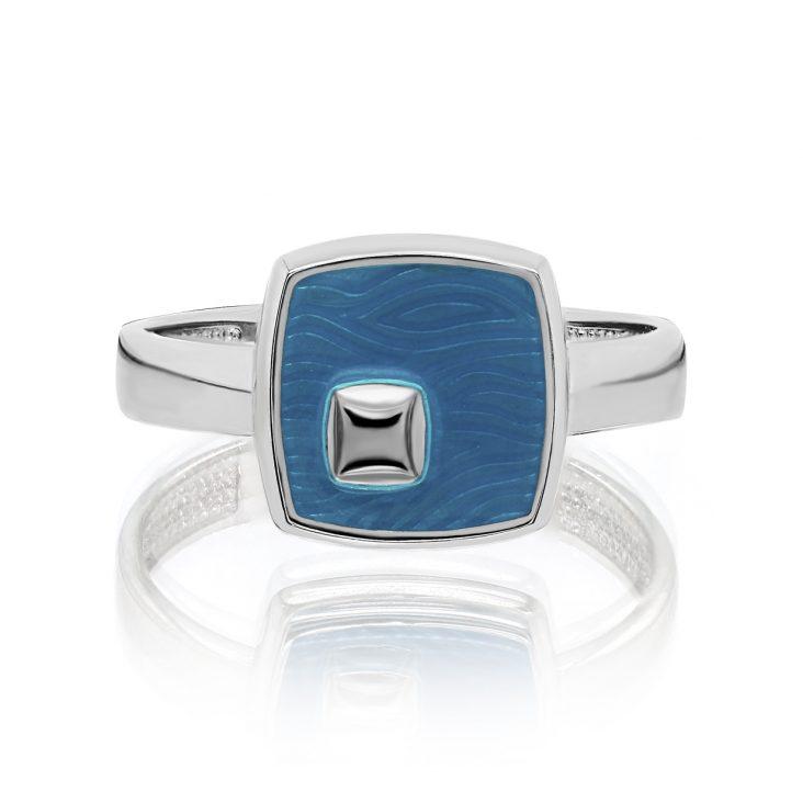 Кольцо 11-289-0005 серебро