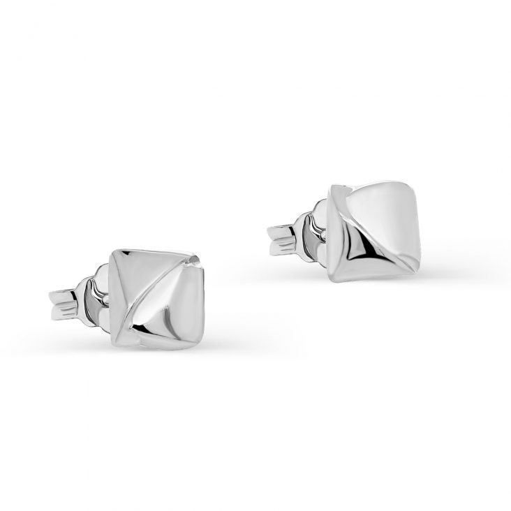 Пусеты 2-071-0000 серебро