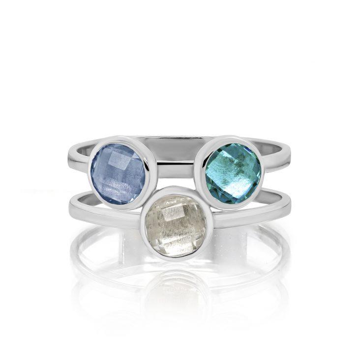 Кольцо 11-308-0100 серебро