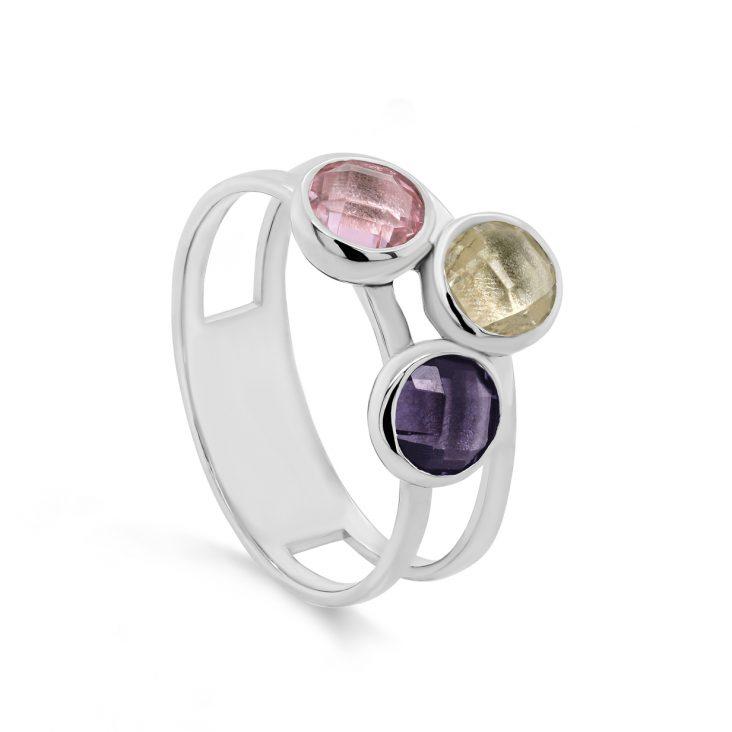 Кольцо 11-308-0200 серебро