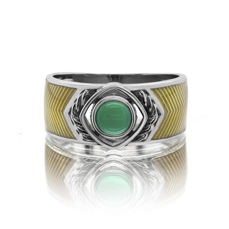 Кольцо 11-330-1912 серебро
