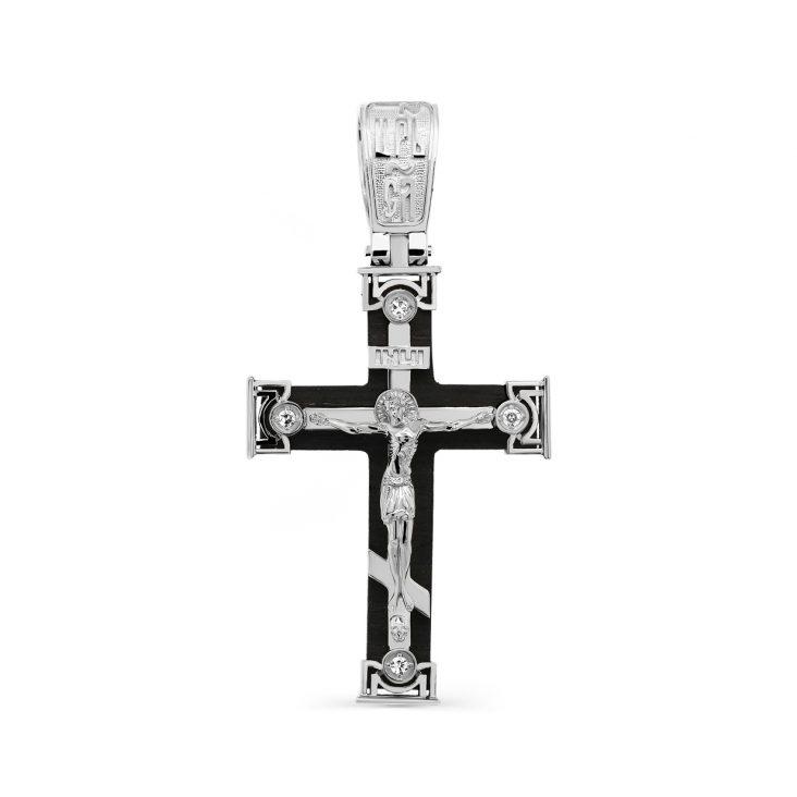 Крест 3-240-80000 серебро